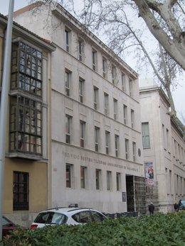 Edificio Rector Tejerina de la Universidad de Valladolid