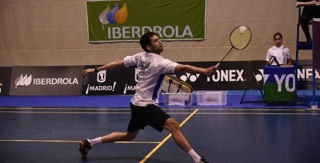 Kike Peñalver, subcampeón del Internacional de España 2017
