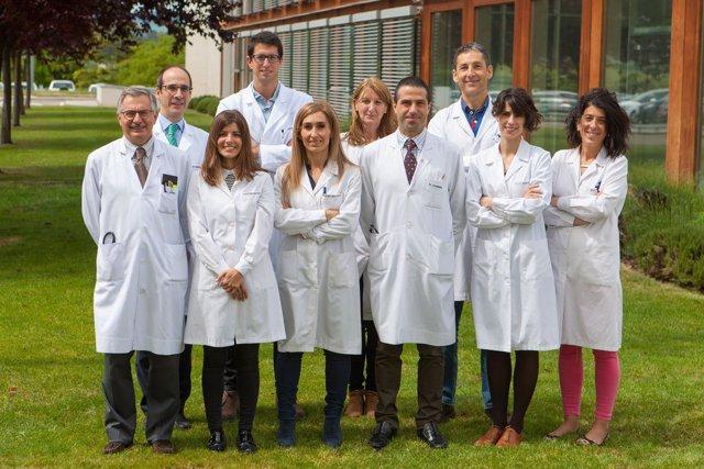 Investigadores del Programa de Enfermedades Cardiovasculares del CIMA