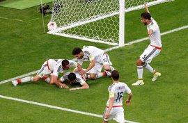 Portugal deja escapar dos puntos frente a México en la última jugada