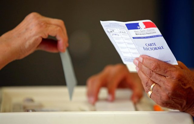 Segunda vuelta legislativas Francia