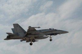 La coalición internacional derriba un avión de combate sirio