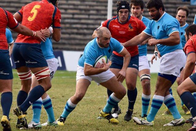 Uruguay gana a España y se lleva la Nations