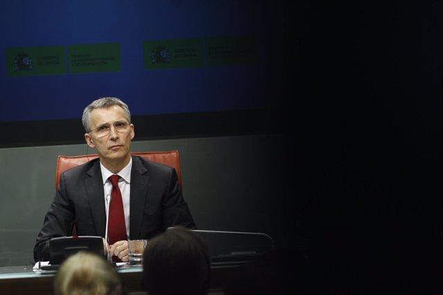 Jens Stoltenberg¡