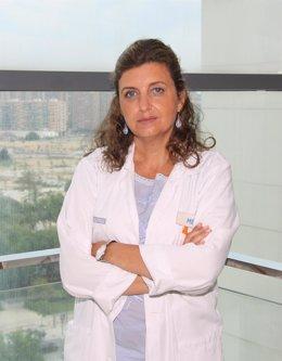 La doctora de La Fe  Ana Santaballa, investigadora en el ensayo OlympiAD