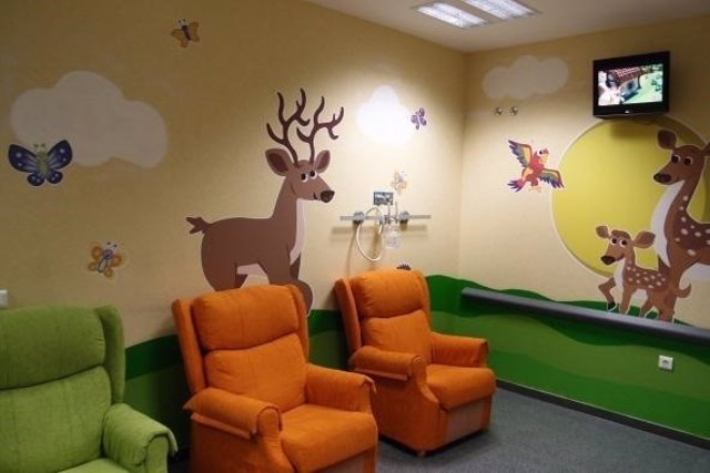Urgencias pediátricas Hospital Tomelloso