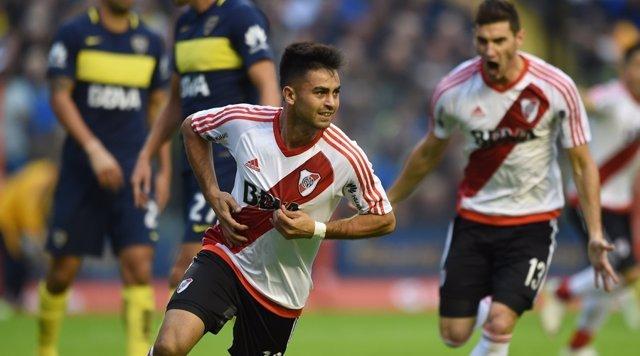 River Plate gana a Boca Juniors en el Clásico