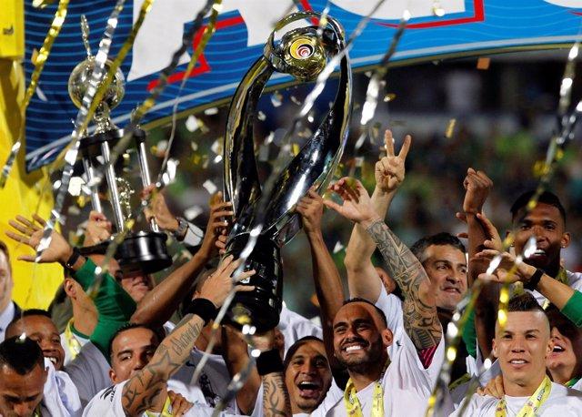 Atlético Nacional se proclama Ganador de la Liga de Colombia