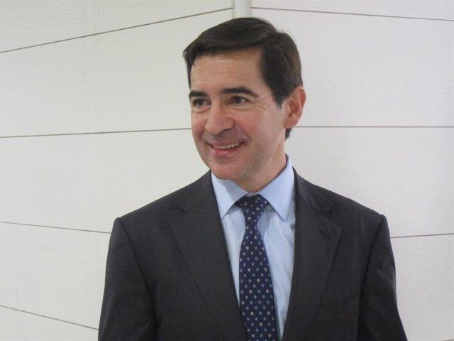 Carlos Torres, CEO Del BBVA