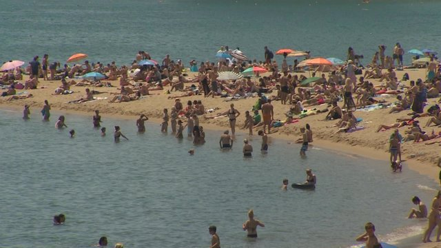 Arranca la primera ola de calor en España