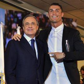 Florentino Pérez será proclamado este lunes como presidente del Real Madrid por quinta vez