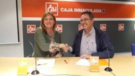 Fundación Caja Inmaculada y Cadis Huesca refuerzan su colaboración para ayudar a personas con discapacidad