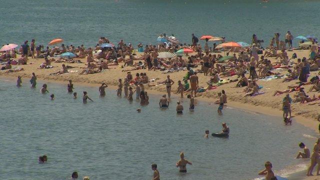 Arranca la primera ona de calor a Espanya