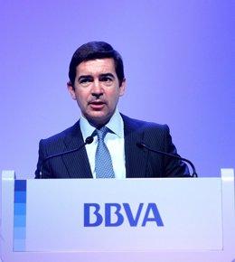 El CEO de BBVA, Carlos Torres