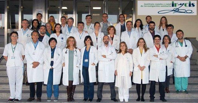 El HP. Ramón y Cajal inicia un crowdfunding para apoyar estudio VIH