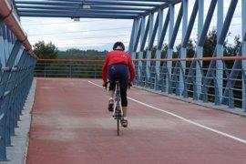 Las obras para mejorar la seguridad y accesibilidad del Anillo Verde Ciclista comenzarán el otoño