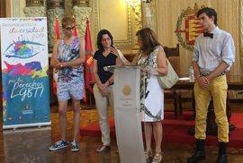 Valladolid celebrará el Orgullo LGBTI con manifestación, una gran bandera en San Benito y una declaración institucional