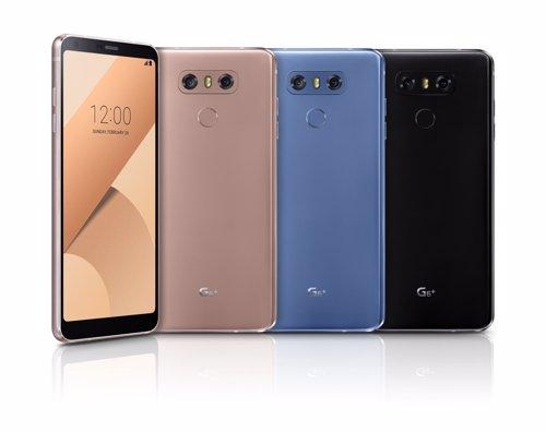 Nueva gama de colores de LG G6
