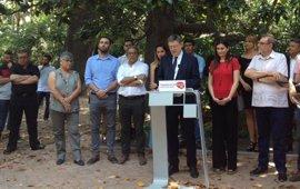 """Puig anuncia su candidatura para liderar un PSPV """"fuerte y unido"""" y no ve """"motivos suficientes"""" para una alternativa..."""