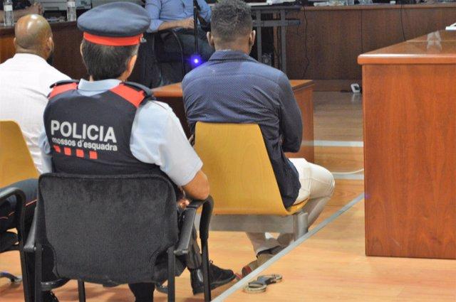 Uicio contra C.J.S acusado de descuartizar a un dominicano en Lleida
