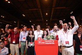 Adriana Lastra y Rafael Simancas acompañarán a Margarita Robles al frente del Grupo Socialista en el Congreso