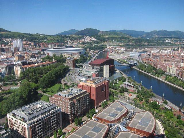 Temperaturas altas en Euskadi