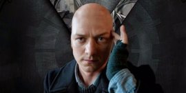 James McAvoy (el profesor Xavier) estará, rapado, en X-Men: Dark Phoenix