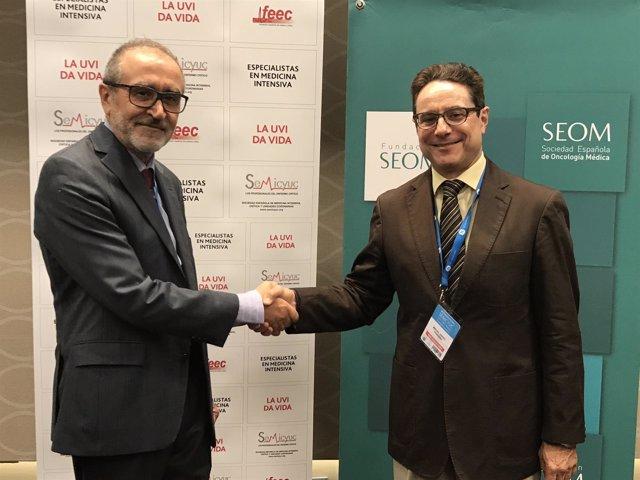 Convenio de colaboración entre SEOM y SEMICYUC