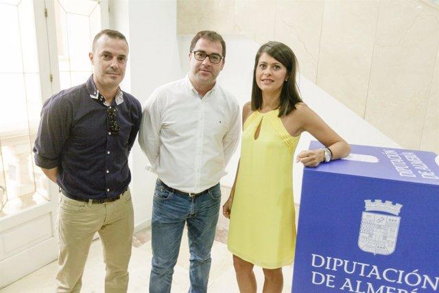 La Diputación Provincial colabora con el Torneo de Tiro con Arco de Olula.