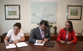 Red Eléctrica contribuirá con 200.000 euros para una red de sistemas de vigilancia y detección de incendios en El Bierzo