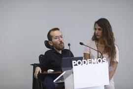 """Podemos avisa a Pedro Sánchez de que el trabajo parlamentario no basta para """"descabalgar al PP"""""""