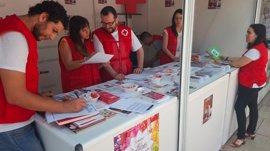 Cruz Roja Málaga atiende a más de 1.000 personas solicitantes de asilo durante el año