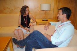 La diputada Gloria Rojas anuncia su candidatura a secretaria general del PSOE de Melilla
