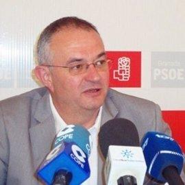 Chema Rueda presentará su candidatura para optar a ser secretario general del PSOE de Granada