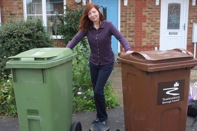 Británica saca la basura solo una vez cada 18 meses