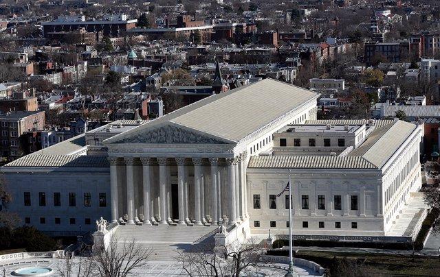 Corte Suprema de los Estados Unidos, Washington