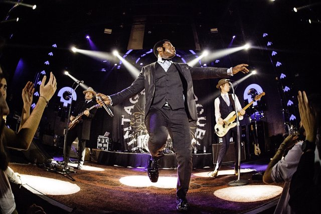 Vintage Trouble en Madrid