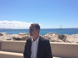 """El diputado Pere Joan Pons, """"muy ilusionado"""" tras entrar en la dirección del PSOE en el Congreso"""