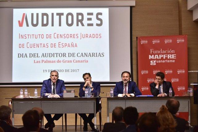 Insituto de Censores Jurados de Cuentas de España