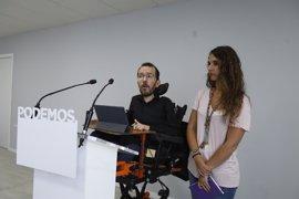 La dirección de Podemos exige la dimisión del delegado del Gobierno en Murcia por las agresiones en el desfile LGTBI