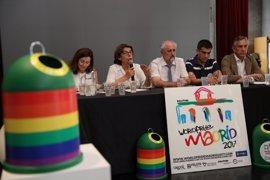 El 'Madrifiesto Sostenible' en WorldPride defiende que en Madrid sólo se discriminan los residuos