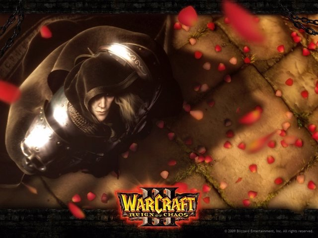 Warcraft III, de Blizzard Entertainment