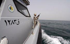 Arabia Saudí detiene a tres miembros de la Guardia Revolucionaria iraní en el golfo Pérsico