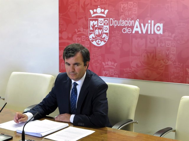 El diputado Juan Pablo Martín