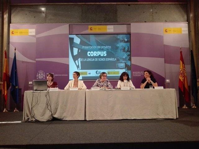 Proyecto Corpus Lengua de Signos Española
