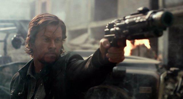 Mark Whalberg en Transformers: El último caballero