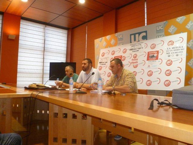 Asamblea de UGT en Cantabria
