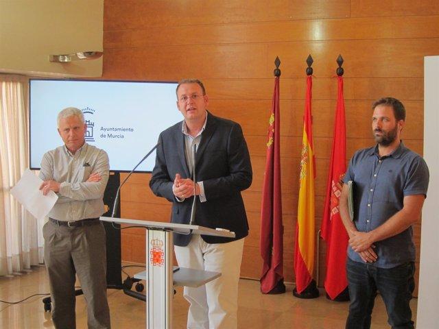 Imagen De La Rueda De Prensa