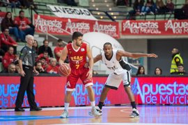 El UCAM Murcia disputará la Basketball Champions League