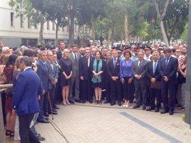 """Zoido pide """"potenciar"""" una carta europea de derechos de las víctimas del terrorismo"""